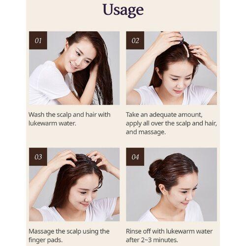 Ryo Hair Loss Care Deep Nutrition Treatment