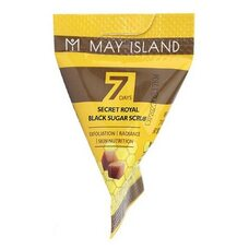 May Island 7 Days Secret Royal Black Sugar Scrub