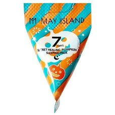 May Island 7 Days Secret Healing Pumpkin Sleeping Pack