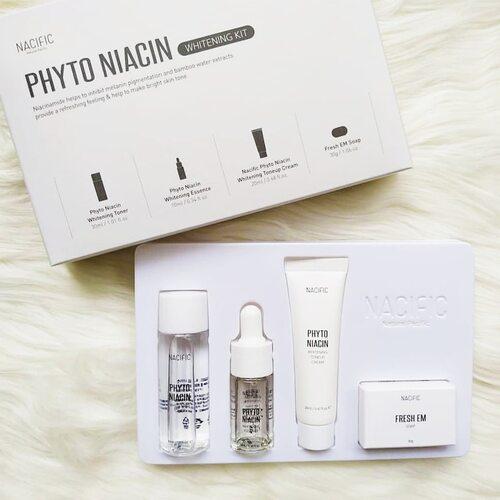 Nacific Phyto Niacin Whitening Kit