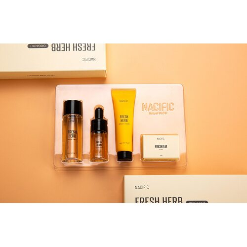 Nacific Fresh Herb Origin Kit