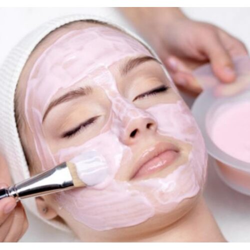 Trimay Collagen&Red Ginseng Modeling Mask With Rose