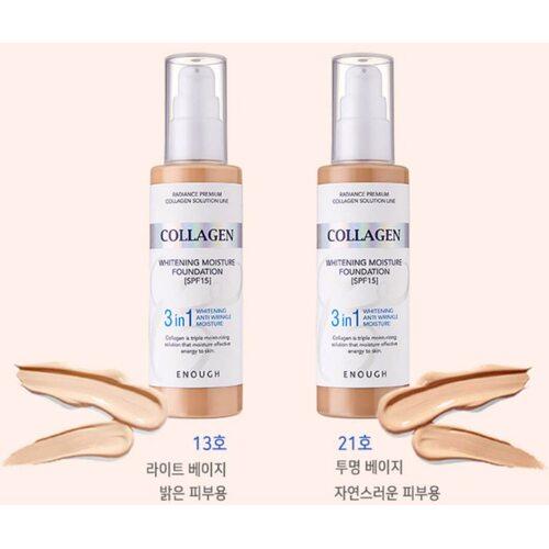 Enough Collagen Whitening Moisture Foundation
