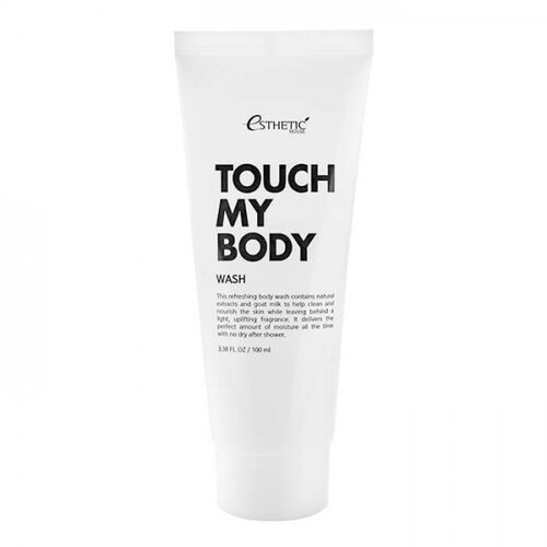 CP-1 Touch My Body Goat Milk Body Wash
