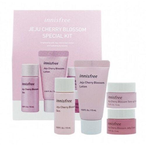 Innisfree Jeju Cherry Blossom Special Kit
