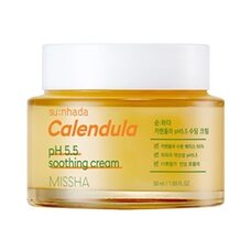 Missha Calendula pH 5.5 Soothing Cream