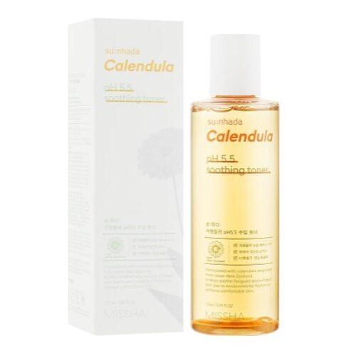 Missha Calendula pH 5.5 Soothing Toner