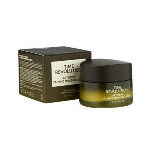 Missha Time Revolution Artemisia Calming Moisture Cream