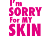 I'm Sorry For My Skin