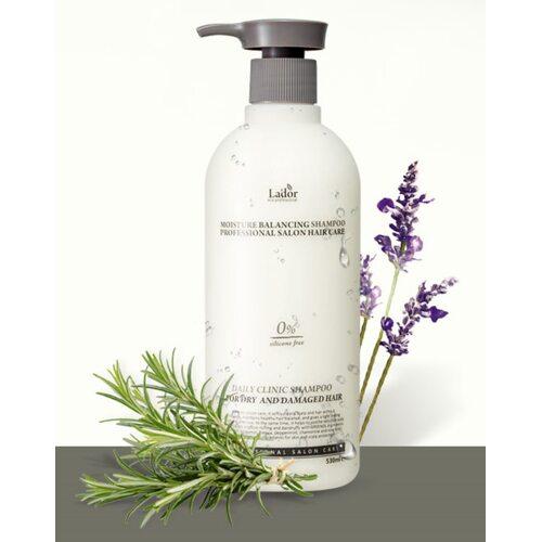 Lador moisture balancing shampoo