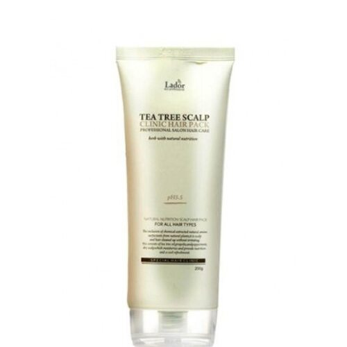 La'dor Tea Tree Scalp Clinic Hair Pack