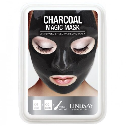 Lindsay Luxury Aqua Charcoal Magic Mask