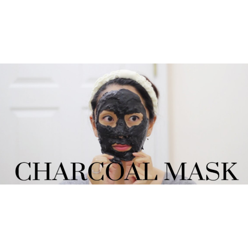 Lindsay Premium Charcoal Mask Pack