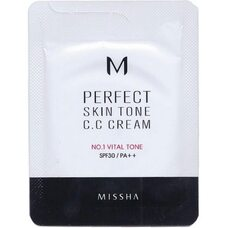 Missha M Perfect Skin Tone C.C Cream #1 Vital Tone