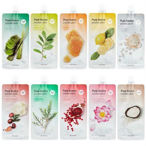 Missha Pure Source Pocket Pack