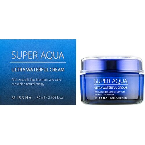 Missha Super Aqua Ultra Waterfull Cream
