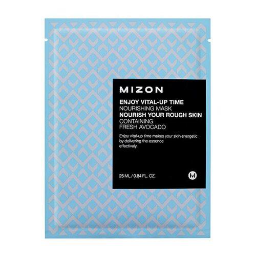 Mizon Enjoy Vital-Up Time Nourishing Mask Nourish Your Rough Skin