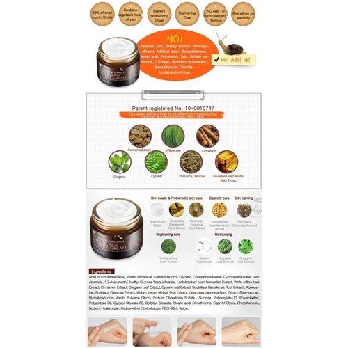 Mizon Snail Repair Perfect Cream