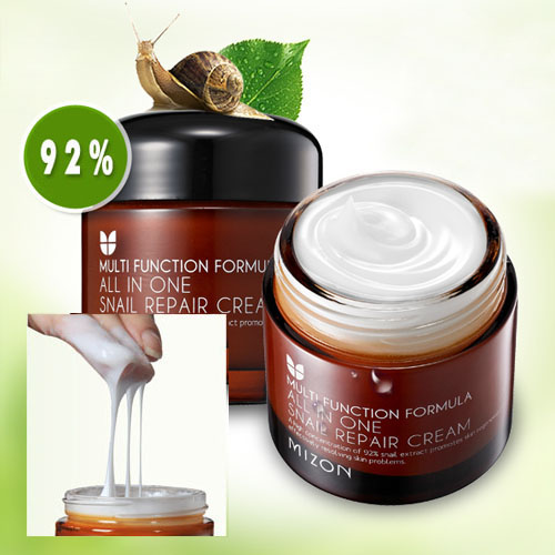 Mizon Snail Wrinkle Care Sleeping Pack