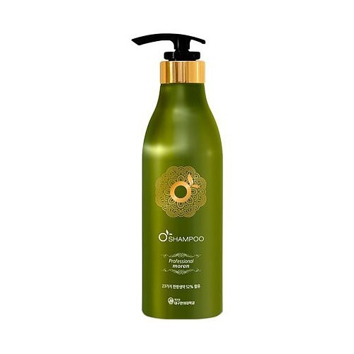 Moran Professional Shampoo (for oily scalp)