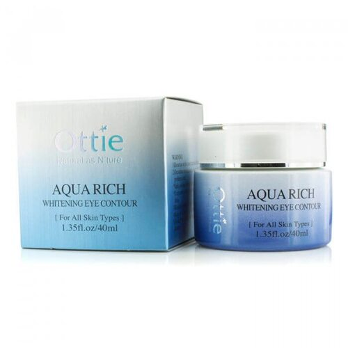 Ottie Aqua Rich Whitening Eye Contour