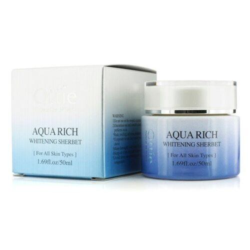 Ottie Aqua Rich Whitening Sherbet