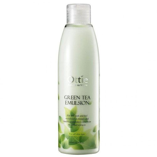 Ottie Green Tea Emulsion