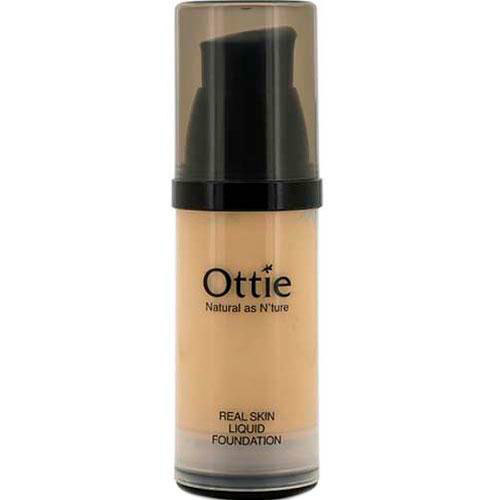 Ottie Real Skin Liquid Foundation #1
