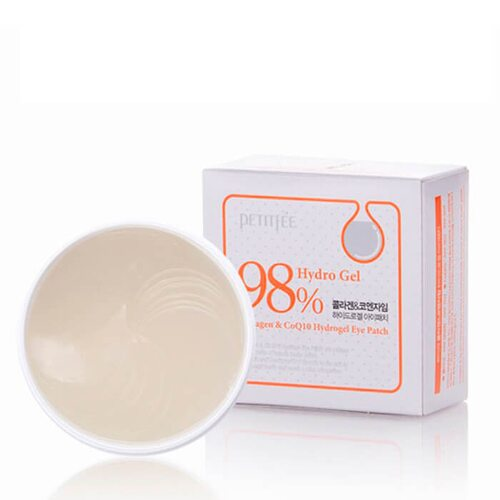 Petitfee Collagen & Q10 Hydrogel Eye Patch