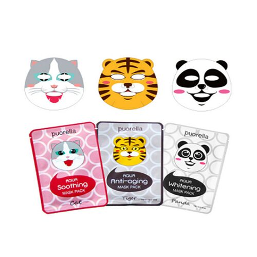 Puorella Animal Masks