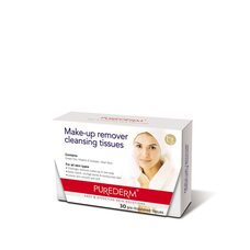 Purederm Acne Wash cleansing tissues