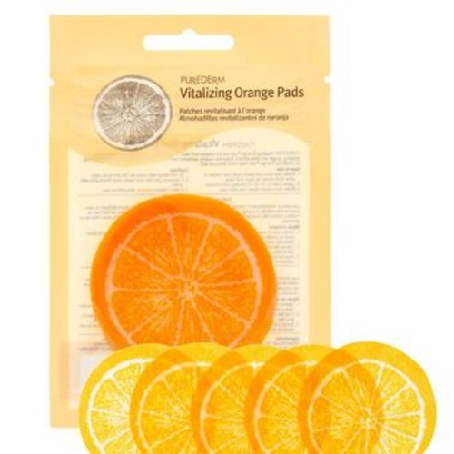 Purederm Vitalizing Orange Pads