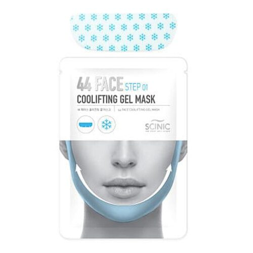 SCINIC 44 Face Coolifting Gel Mask