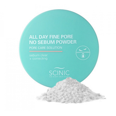 Scinic All Day Fine Pore No Sebum Powder