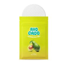 Scinic Avocado Lip & Eye Remover Pads