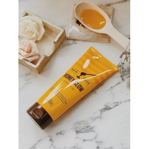 Scinic Honey Glow Hair Mask