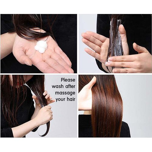 Scinic Honey Glow Hair Mask