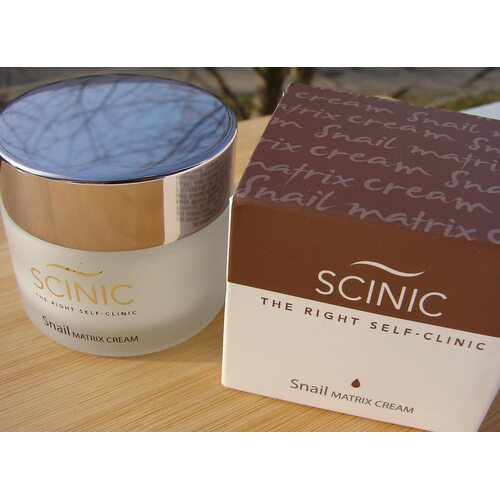 SCINIC Snail Matrix Cream