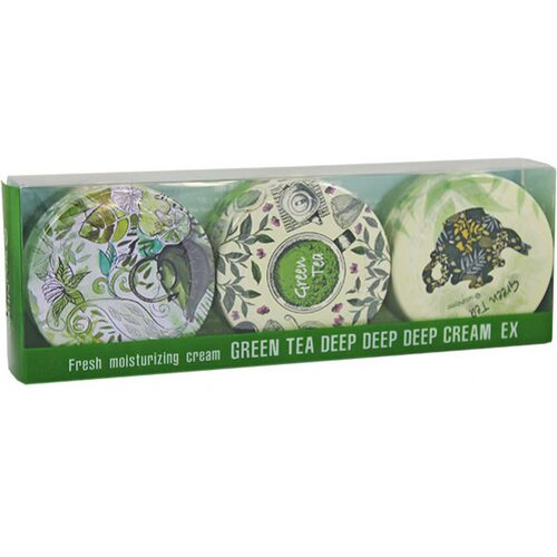 SeaNTree Green Tea Deep Deep Deep Cream