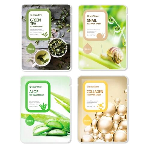 SeaNtree MASK SHEET