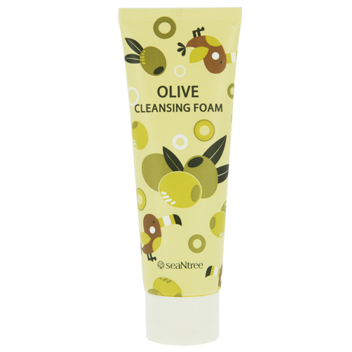 SeaNTree Olive 100 Cleansing Foam