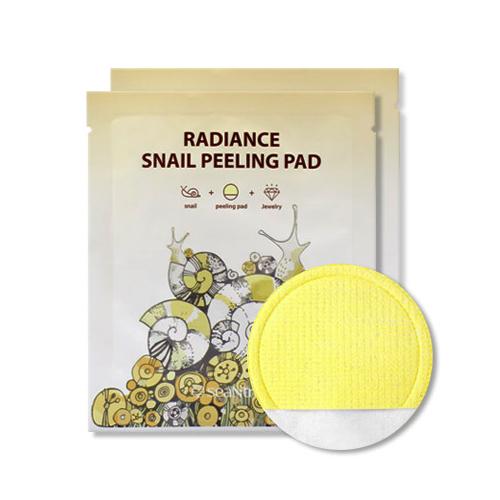 SeaNTree Radiance Snail Peeling Pad