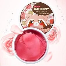 Secret Key Pink Racoony Hydro Gel Eye and Cheek Patch