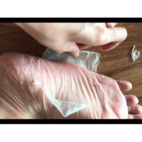 Skinfood Mint Sparkling Foot Peeling Socks