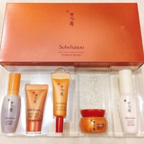Sulwhasoo Anti-Aging Care KIT (5 ITEMS)