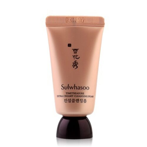 Sulwhasoo Timetreasure Renovating Cleansing Foam