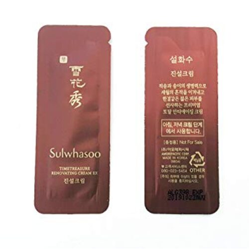 Sulwhasoo Timetreasure Renovating Cream ex