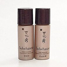 Sulwhasoo Timetreasure Renovating Emulsion + Renovating Water