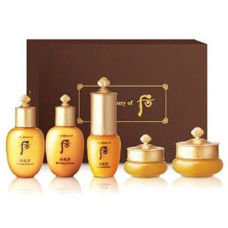 The History Of Whoo Gongjinhyang Special Gift Set (5 items)