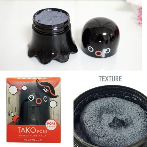 Tony Moly Tako Pore Bubble Pore Pack